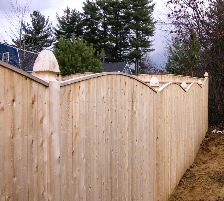 Cedar Fences: Privacy Styles